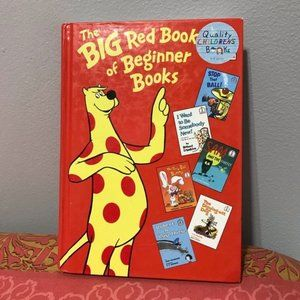 The Big Red Book of Beginner Books by Dr.Seuss